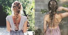 """8 kiểu tóc tết muôn phần """"lộng lẫy"""" cho bạn gái diện bất cứ hoàn cảnh nào"""
