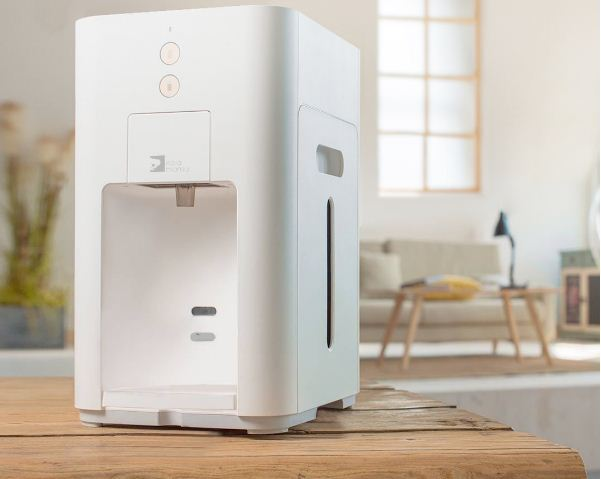 Máy pha sữa Xiaomi không có logo trên sản phẩm