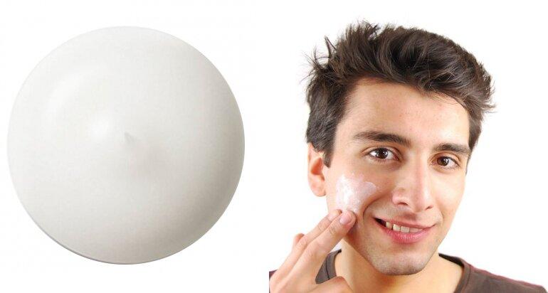 Kết cấu, mùi hương, thành phần sữa rửa mặt cho nam Shiseido Men Cleansing Foam