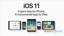 Có nên nâng cấp iPhone đời cũ lên iOS 11 không ?