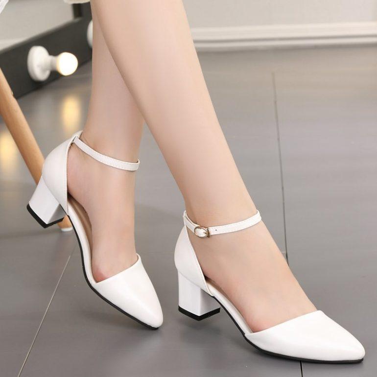 Giày cao gót thường ngày
