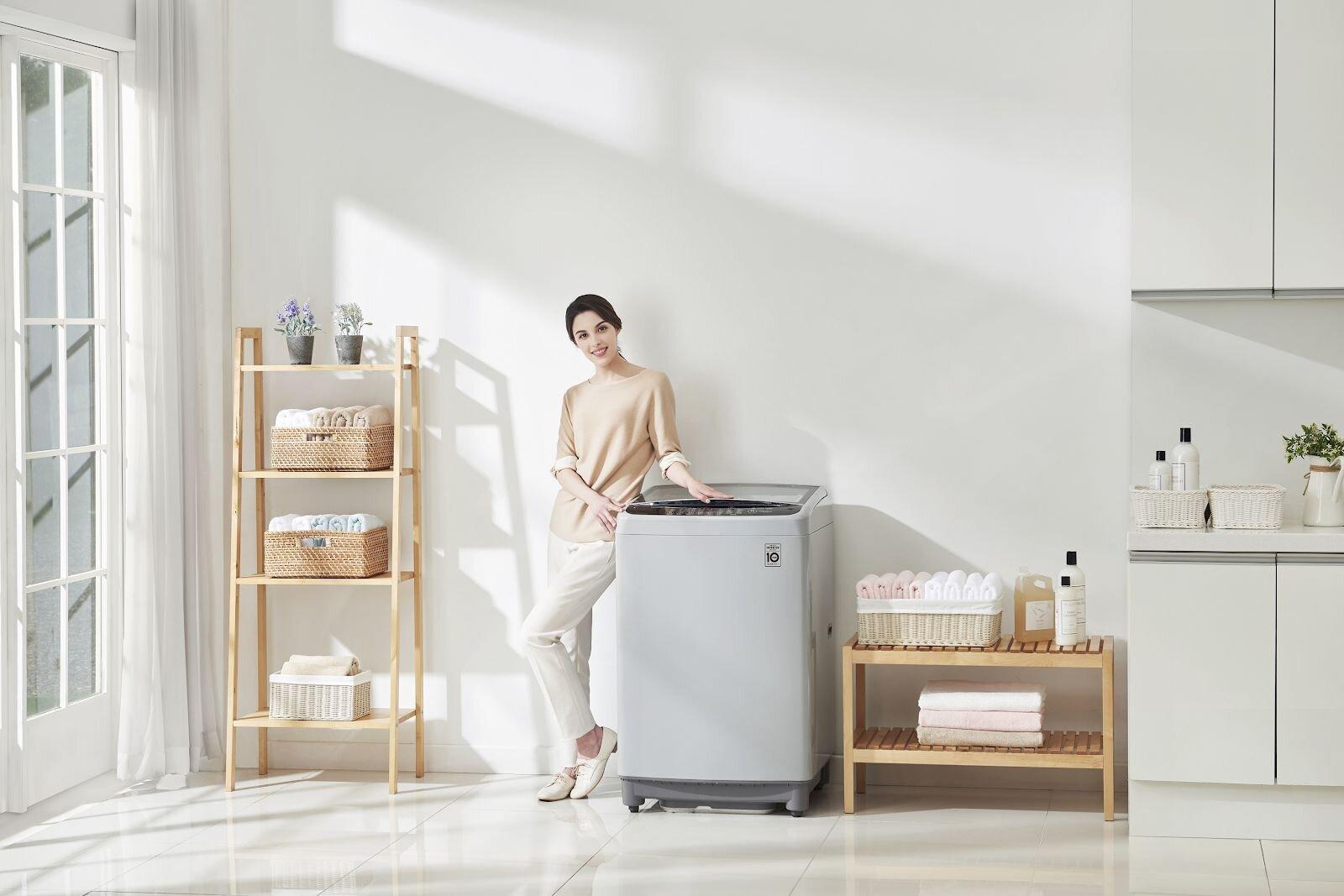 Máy giặt sấy LG hay Electrolux phù hợp với gia đình bạn?