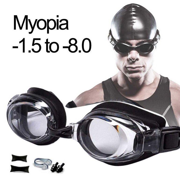 Kính bơi cận là dòng kính bơi được thiết kế dành riêng cho người bị cận thị