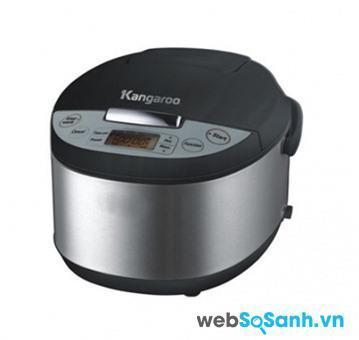 Nồi cơm điện Kangaroo KG26 (KG-26) - Nồi điện tử, 1.8 lít, 700W