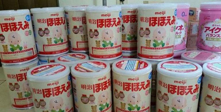 sữa mát cho trẻ táo bón