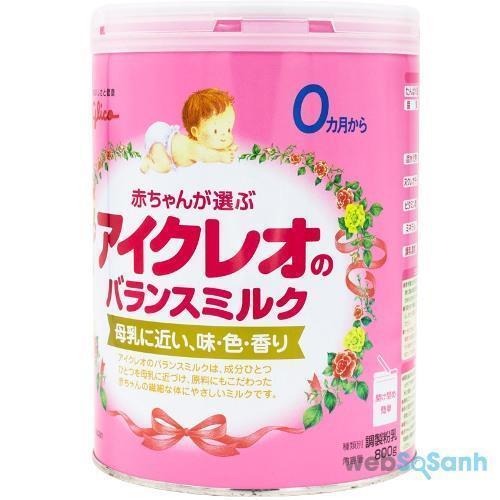 sữa bột Glico