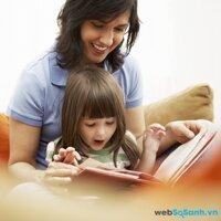 Các bậc cha mẹ cần làm gì để con thích đọc sách?
