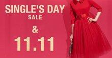 Các chương trình khuyến mãi ngày 11/11 Single's Day Sale không thể bỏ qua tại Lazada, Shopee, Adayroi