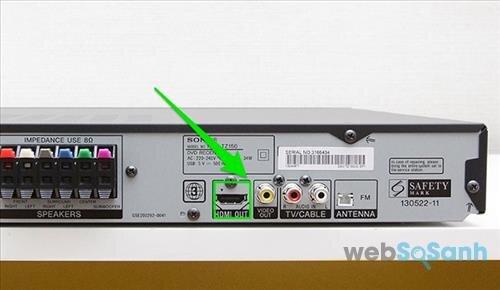 Các cổng kết nối phổ biến trên đầu đĩa hiện nay