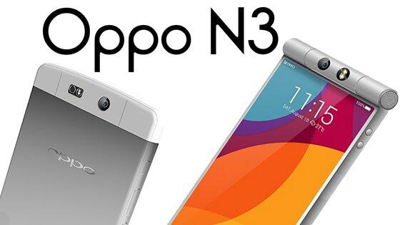 Các đặc trưng nổi bật của camera xoay Oppo N3 (phần 1)