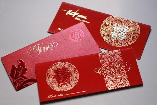 Các địa chỉ in thiệp cưới uy tín, giá rẻ tại Hà Nội