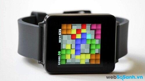 Các game hấp dẫn nhất trên đồng hồ thông minh