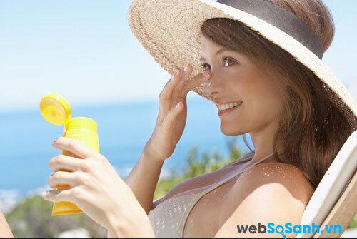 Các hãng kem chống nắng cao cấp và tầm trung phổ biến tại Việt Nam