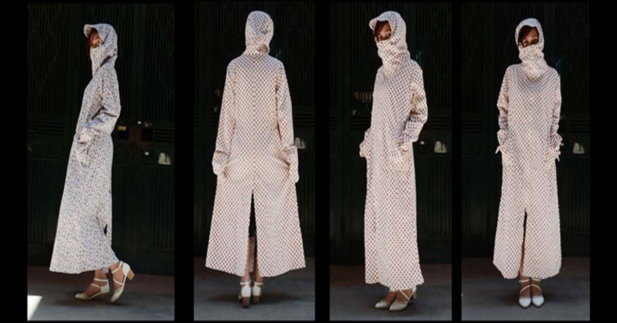 Các kiểu áo váy chống nắng toàn thân đẹp năm 2018 cho chị em