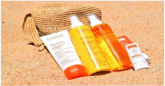 Các loại kem chống nắng Uriage dành cho da nhạy cảm