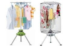 Các loại máy sấy quần áo trên thị trường