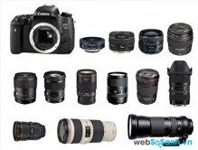 Các loại ống kính tốt nhất dành cho máy ảnh Canon 70D (Phần 2)