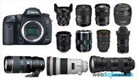 Các loại ống kính tốt nhất dành cho máy ảnh Canon 70D (Phần 1)
