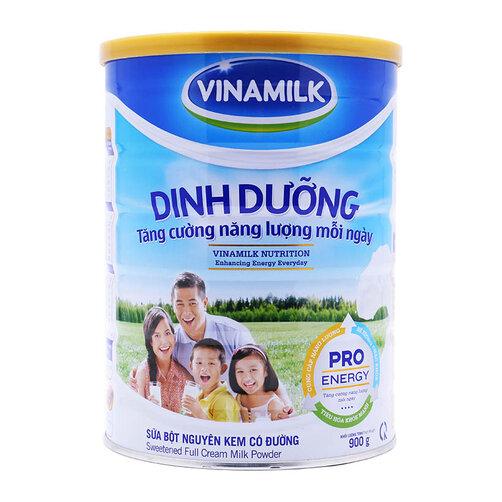 Các loại sữa bột tăng cân Vinamilk dành cho người lớn