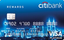 Các loại thẻ tín dụng do ngân hàng Citibank phát hành