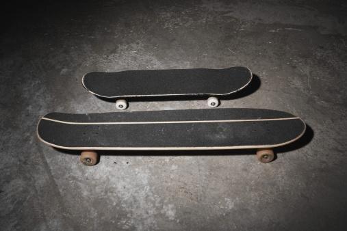 Các loại ván trượt skateboard có mặt trên thị trường