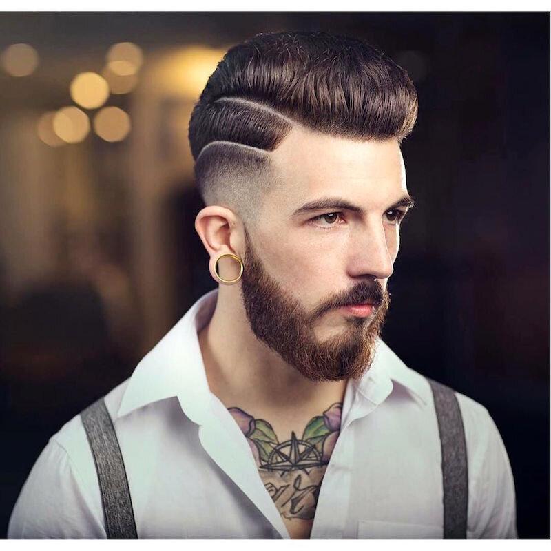 Các mẫu tóc nam ngắn dành cho mùa hè cực chất