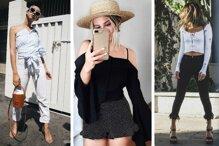Các mẫu váy áo Best Seller đầu mùa thu đông 2017 của Forever21