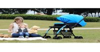 Các mẫu xe đẩy em bé hai chiều tốt nhất giá từ 3 triệu đồng
