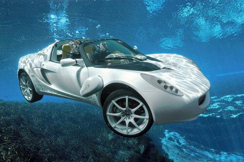 Các mẫu xe hơi kỳ lạ trên thế giới