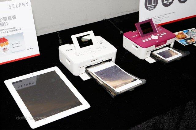Các máy in ảnh mới hỗ trợ iPhone và iPad
