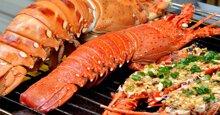 Các món ăn được chế biến từ tôm hùm Alaska
