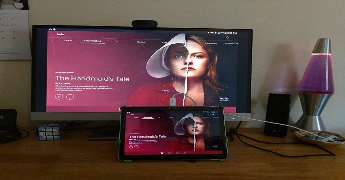 Các phương thức trình chiếu video từ điện thoại trên tivi
