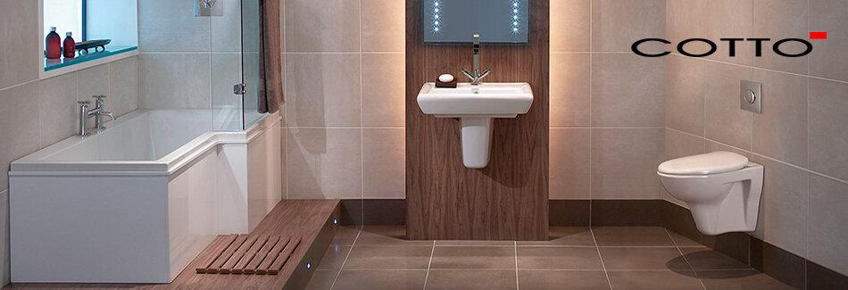 Các sản phẩm nổi bật của thương hiệu thiết bị vệ sinh COTTO