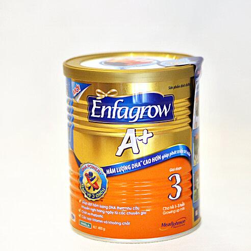 Các thành phần thiết yếu trong sữa EnfaGrow A+ số 3