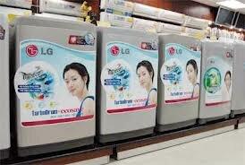Các thương hiệu máy giặt phổ biến ở Việt Nam