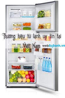 Các thương hiệu tủ lạnh uy tín nhất tại Việt Nam