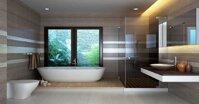 Các tiêu chí lựa chọn nội thất phòng tắm hiện đại