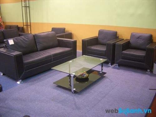 Các tiêu chí lựa chọn sofa cho văn phòng dễ dàng hơn