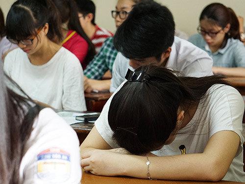 Các trường hợp khiến thí sinh bị đình chỉ thi kỳ thi THPT Quốc gia năm 2016