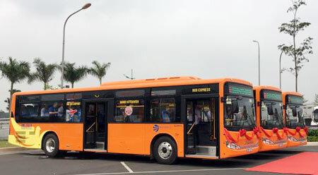 Các tuyến Xe bus đi sân bay Nội Bài bạn cần biết