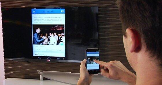 Các ứng dụng điều khiển tivi bằng smartphone thông dụng nhất