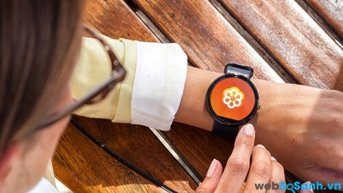 Các ứng dụng tốt nhất cho dòng thiết bị chạy nền tảng Android Wear (phần 1)