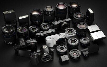 Các yếu tố cơ bản khi chọn mua máy ảnh kỹ thuật số