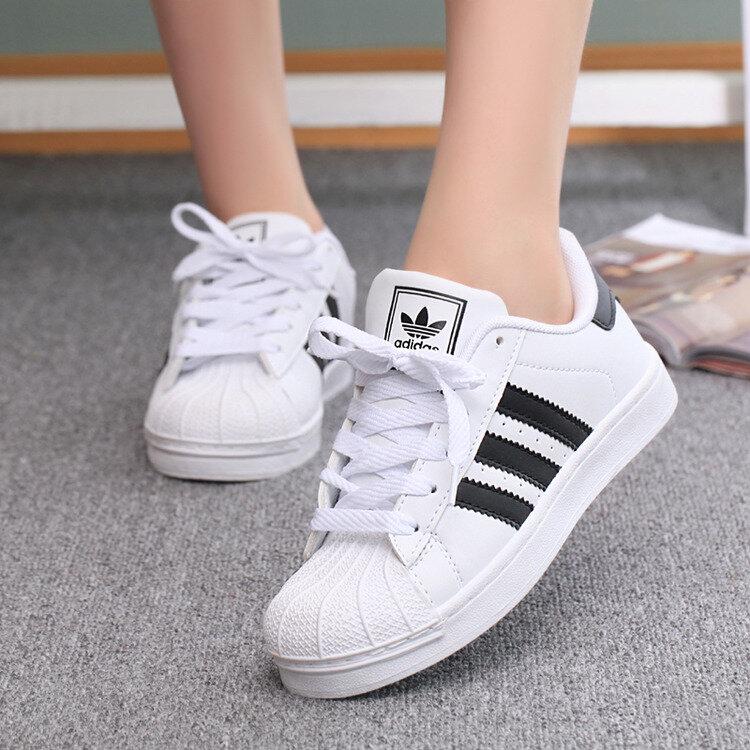 Cách bảo quản giày Adidas Superstar trắng bạn cần biết