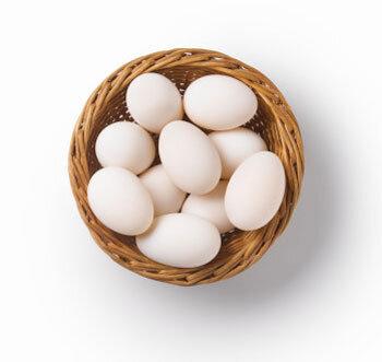 Cách bảo quản trứng gà tươi ngon cả tháng