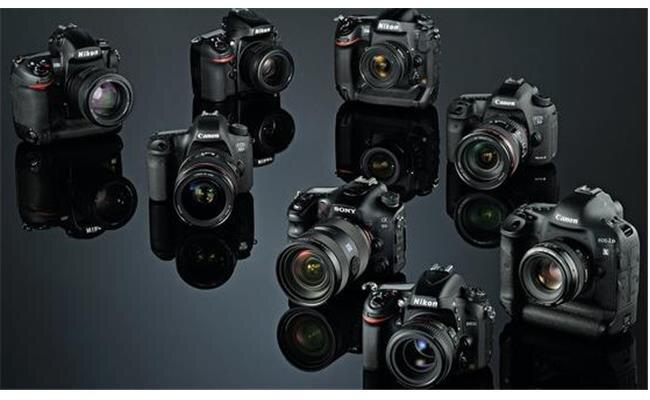 Cách chọn 1 máy ảnh DSLR tốt mà bạn nên biết
