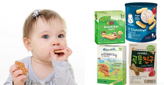 Cách chọn bánh ăn dặm Nhật cho bé 6 tháng mẹ nên đọc ngay