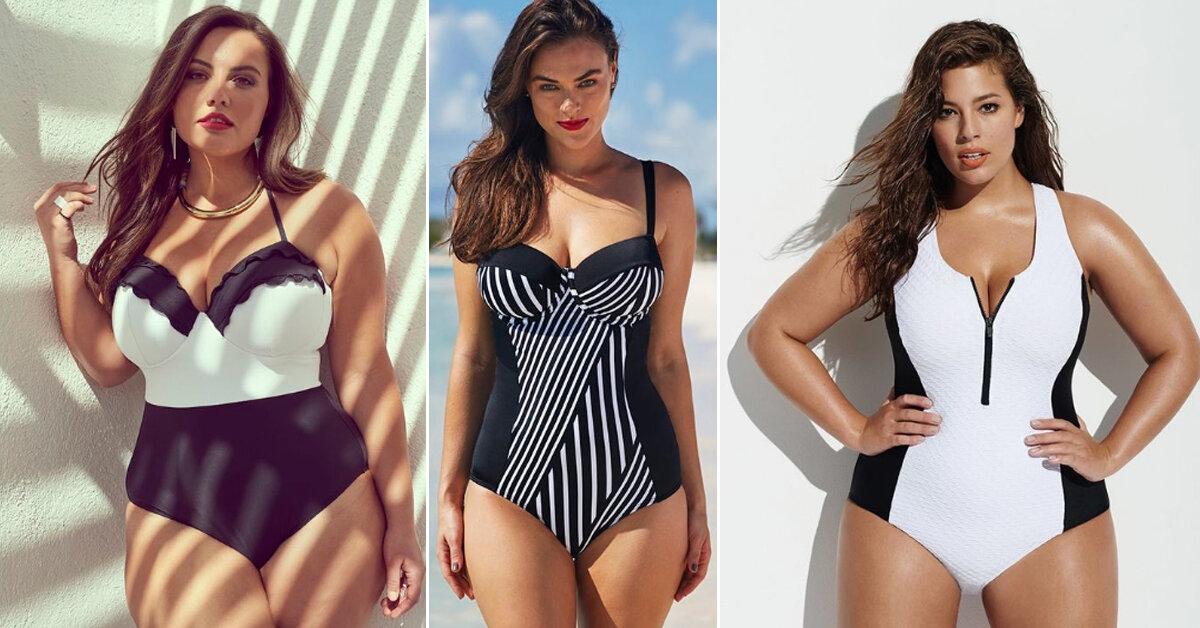 Cách chọn đồ bơi cho người mập hoặc béo bụng ĐẸP – THON – GỌN