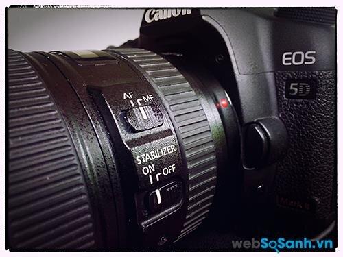Cách chọn đúng tính năng chống rung cho máy ảnh của bạn