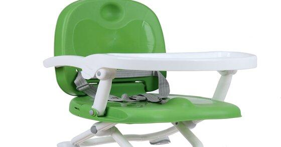 Cách chọn ghế ăn dặm cho bé